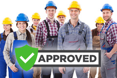 find local approved Wrexham trades